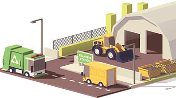 waste-station